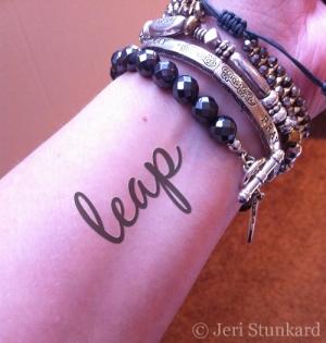 Leap Tattoo