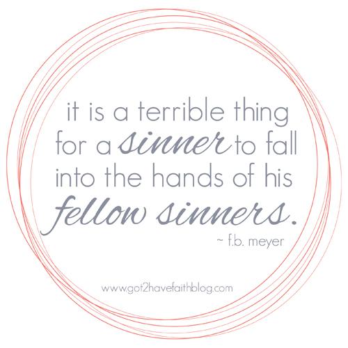 Fellow Sinners