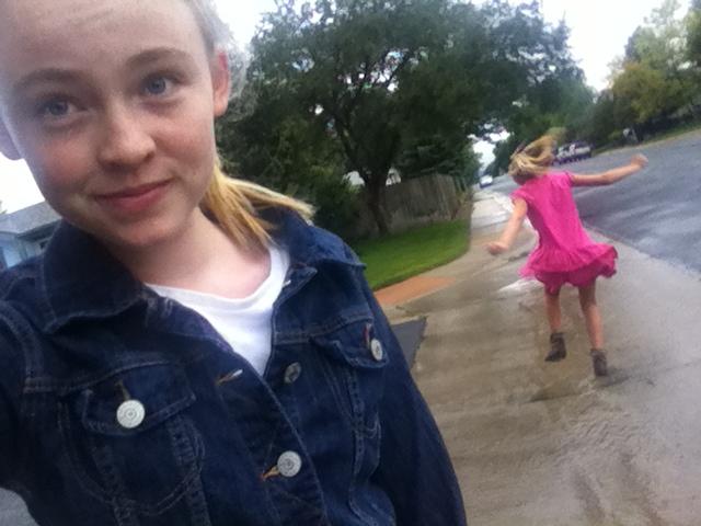 Spalshing rain3
