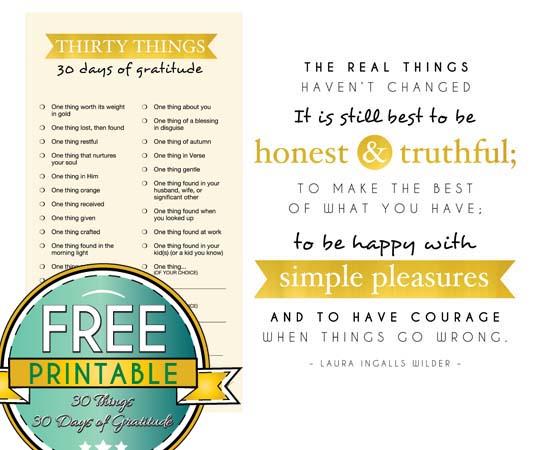 30 things printable-blog