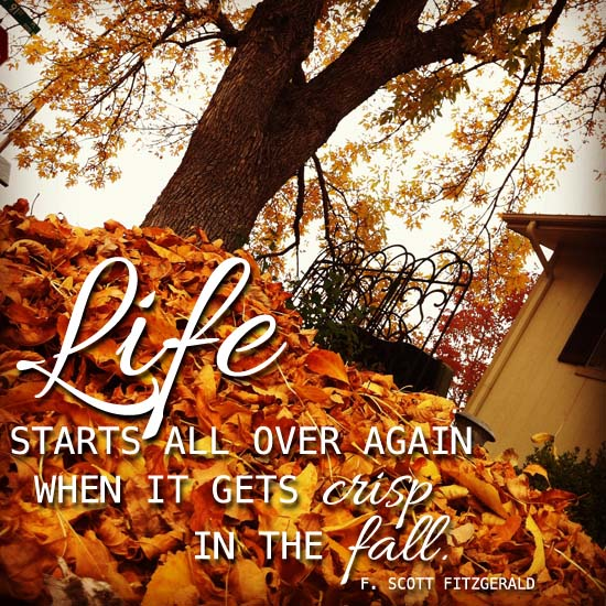 AUTUM QUOTE