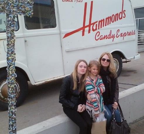 Hammonds candies