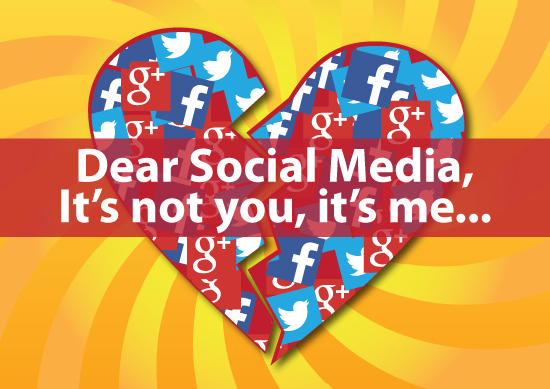 Social Media Break Up