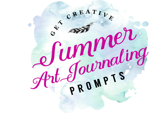 summer art journaling prompts
