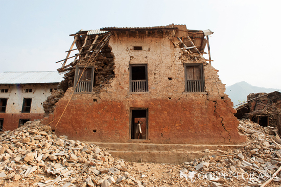 Nepal earthquakes 2015