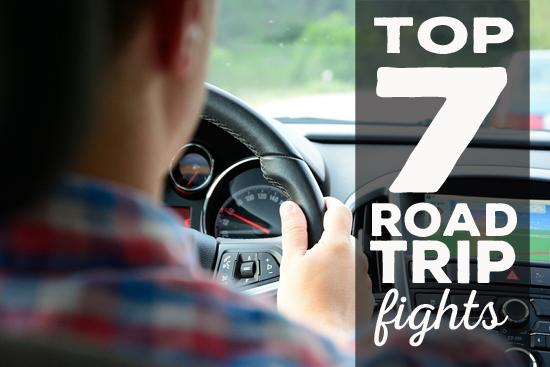 road trip fights