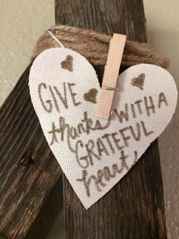 greatful heart