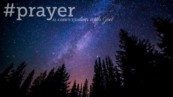 one word, prayer
