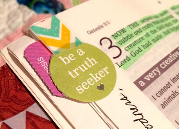 truth seeker Genesis 3